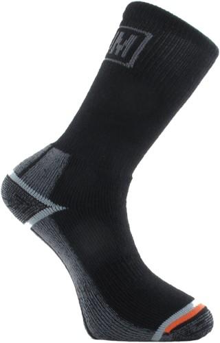 Magnum M810012/021 Mx-5 Heavy Weight Sock - Black