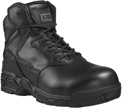 Magnum M801429/021 Stealth Force 6.0 Leather CT CP S3 - Black